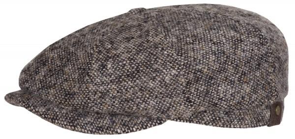 Donegal Hatteras 471 Tweedmütze Schurwolle von Stetson