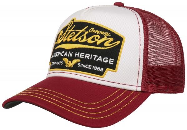 Stetson American Heritage Trucker Cap rot
