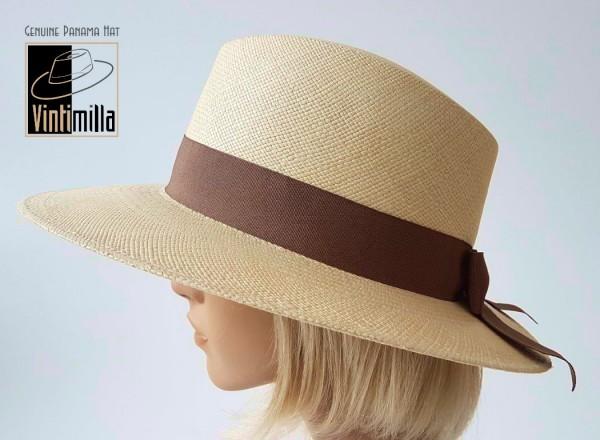 Vintimilla Damen Panamahut
