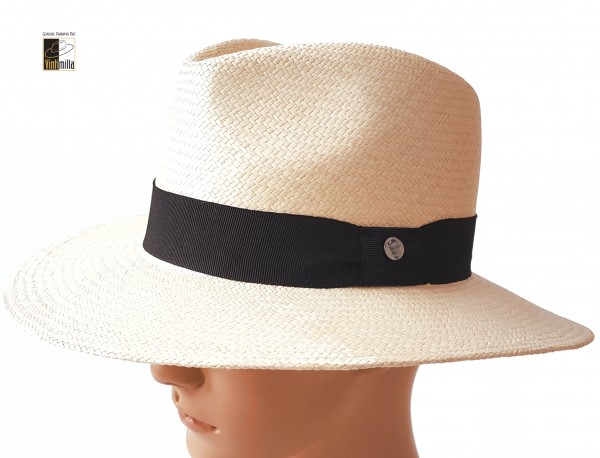 Vintimilla Panamahut Natur Fashion Rips