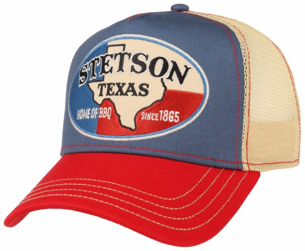 Basecap Texas Trucker Cap von Stetson