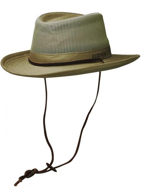 Stetson Takani Outdoorhut mit UV Schutz knautschbar