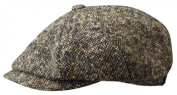 Donegal Hatteras 427 Tweedmütze Schurwolle von Stetson