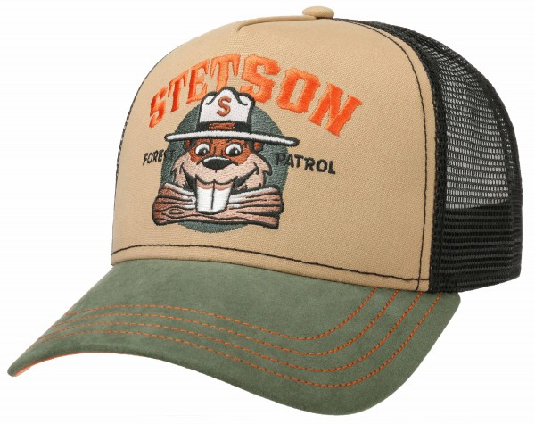 Stetson Cap Forest Patrol American