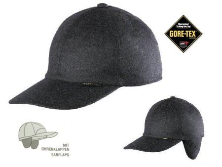 Gore-tex Goretex Basecap Cap mit Ohrenschutz von Wegener-Copy